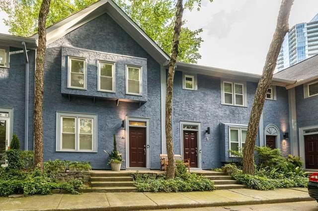 187 12th #4, Atlanta, GA 30309 (MLS #9067900) :: The Cole Realty Group