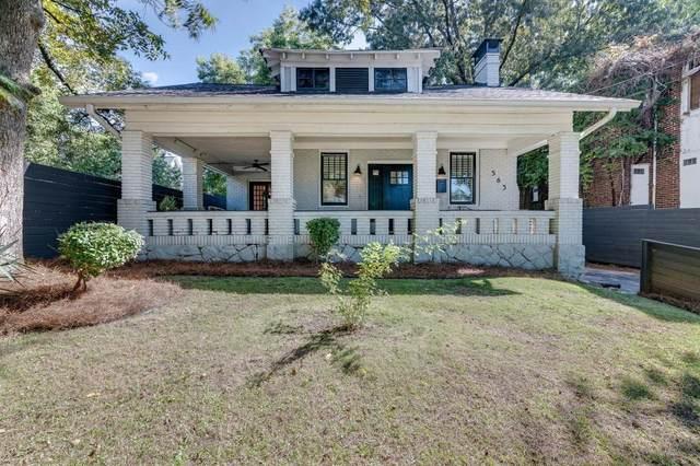 563 Parkway Drive NE, Atlanta, GA 30308 (MLS #9067905) :: Buffington Real Estate Group