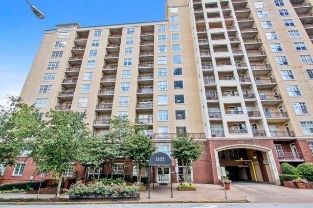 1101 Juniper Street NE #419, Atlanta, GA 30309 (MLS #9067906) :: Statesboro Real Estate
