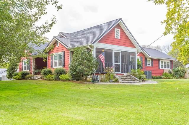 135 Wilder Road, Chickamauga, GA 30707 (MLS #9067929) :: Statesboro Real Estate