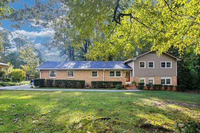 2764 Twin Springs Drive, Snellville, GA 30078 (MLS #9067951) :: The Ursula Group