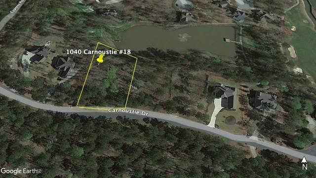 1040 Carnoustie Drive #18, Greensboro, GA 30642 (MLS #9067966) :: Rettro Group
