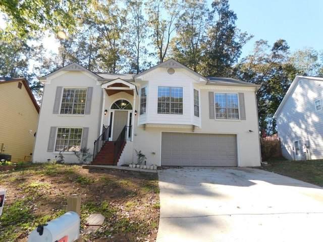 321 Oak Vista Court, Lawrenceville, GA 30044 (MLS #9068001) :: The Ursula Group