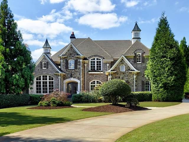 110 Manor Lake Court, Alpharetta, GA 30009 (MLS #9068021) :: The Ursula Group