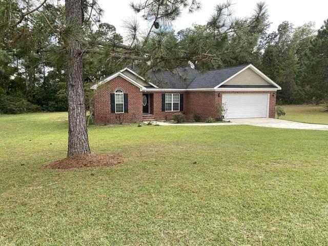 176 Sandalwood Circle, Statesboro, GA 30458 (MLS #9068029) :: The Ursula Group