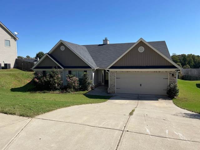 1827 Soque Circle, Jefferson, GA 30549 (MLS #9068145) :: AF Realty Group