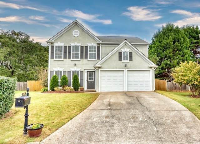 618 Lullingstone, Marietta, GA 30067 (MLS #9068199) :: Regent Realty Company