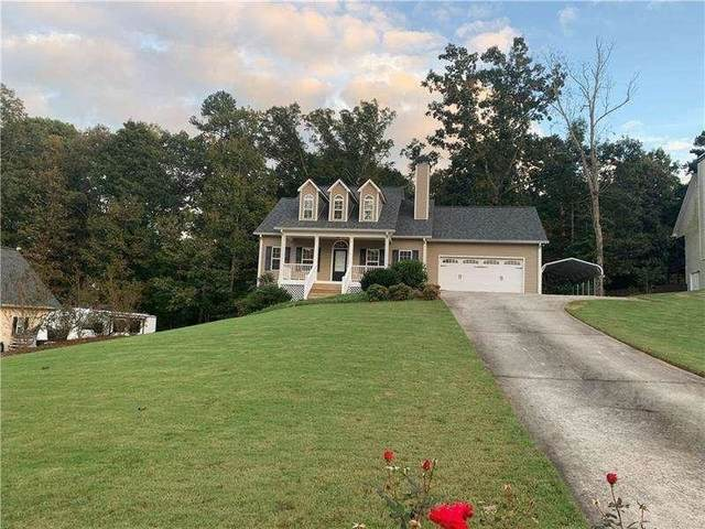 212 Bryndemere Drive, Dawsonville, GA 30534 (MLS #9068213) :: Cindy's Realty Group