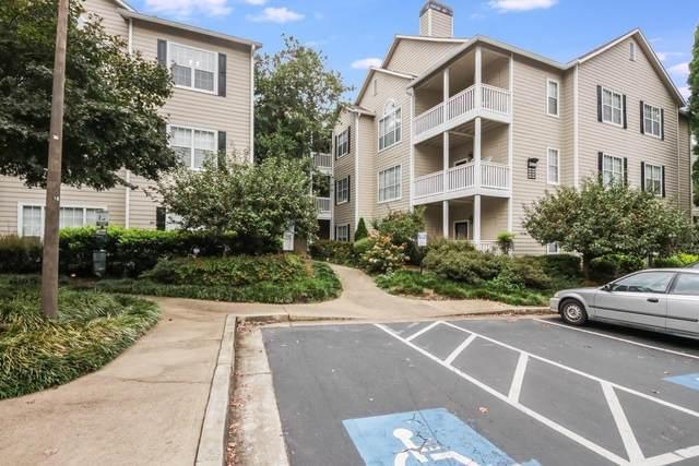1250 Parkwood Circle SE #2001, Atlanta, GA 30339 (MLS #9068266) :: Cindy's Realty Group