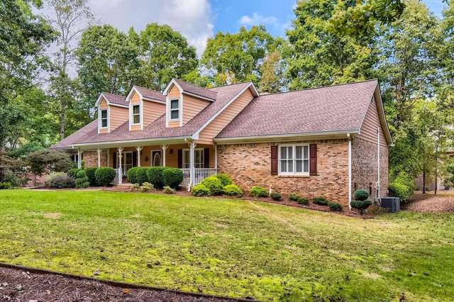 260 Allie Drive, Mcdonough, GA 30252 (MLS #9068338) :: Regent Realty Company