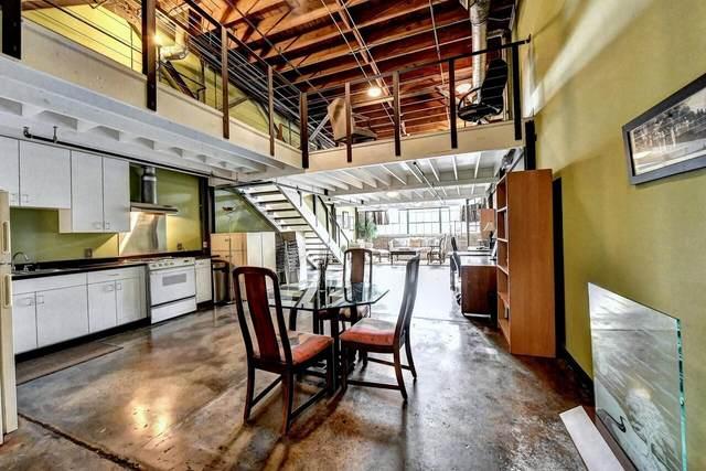 887 W. Maritta S-105, Atlanta, GA 30318 (MLS #9068379) :: Buffington Real Estate Group