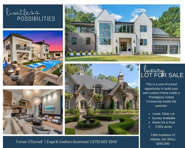 1360 Audubon Court SW, Atlanta, GA 30311 (MLS #9068603) :: Anderson & Associates