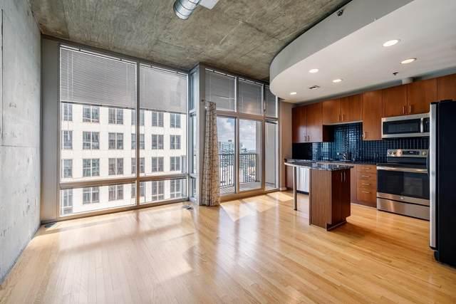 943 Peachtree Street #1507, Atlanta, GA 30309 (MLS #9068654) :: Statesboro Real Estate