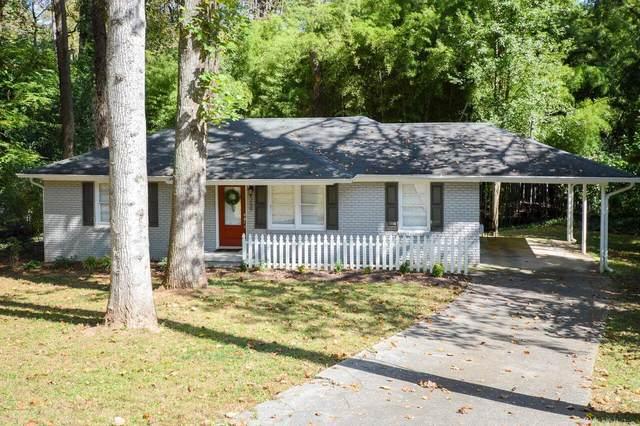 269 Terrydale Drive SE, Marietta, GA 30067 (MLS #9068760) :: Regent Realty Company