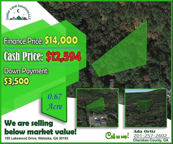 185 Lakewood Drive, Waleska, GA 30183 (MLS #9068766) :: Maximum One Realtor Partners