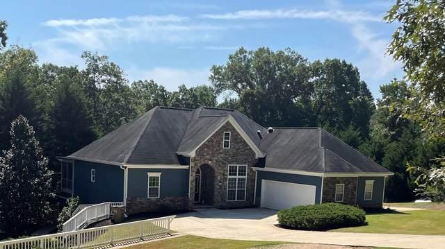 5031 Little River Drive, Gainesville, GA 30506 (MLS #9068770) :: Statesboro Real Estate