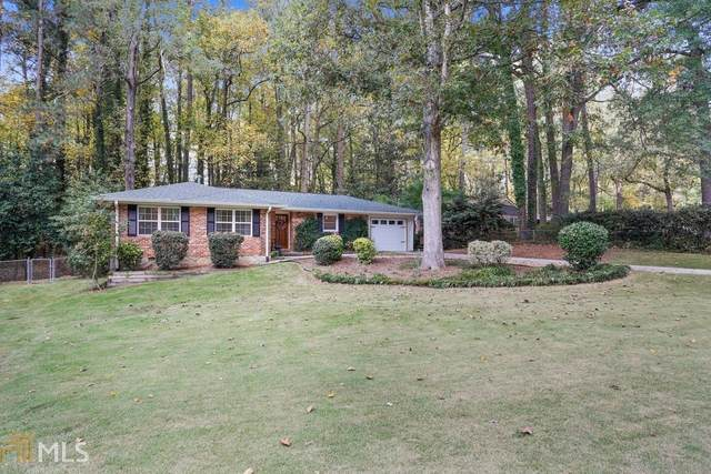1651 Tryon Road, Brookhaven, GA 30319 (MLS #9068775) :: Military Realty
