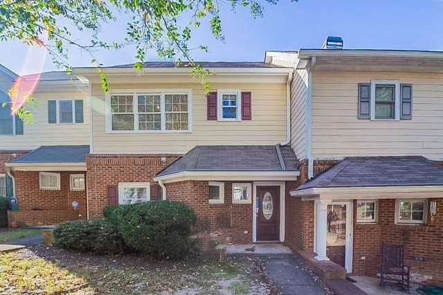 8610 Hope Mews, Sandy Springs, GA 30350 (MLS #9068787) :: Savannah Real Estate Experts