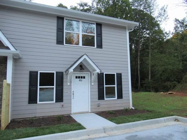 486 Wimpy Mill Road, Dahlonega, GA 30533 (MLS #9068806) :: Cindy's Realty Group