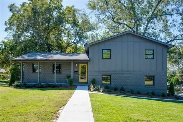 196 Montgomery Street NE, Marietta, GA 30060 (MLS #9068859) :: Regent Realty Company