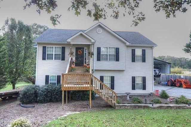 160 Hunters Crossing SE, Calhoun, GA 30701 (MLS #9068878) :: Regent Realty Company