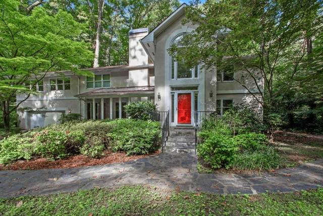 1090 Mcconnell Drive, Decatur, GA 30033 (MLS #9068935) :: The Cole Realty Group