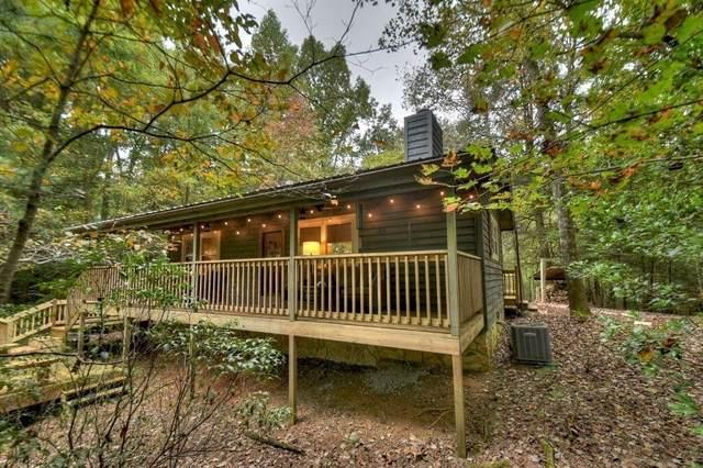 27 Short Hill Trce #8, Ellijay, GA 30536 (MLS #9068963) :: Athens Georgia Homes