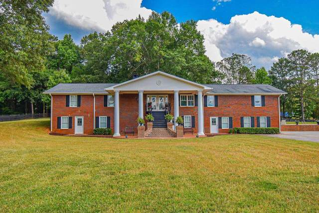 281 Ethridge Road, Jefferson, GA 30549 (MLS #9068995) :: Todd Lemoine Team