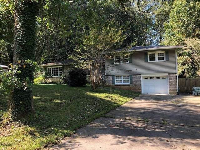 5613 Woodland Drive, Acworth, GA 30102 (MLS #9069062) :: EXIT Realty Lake Country