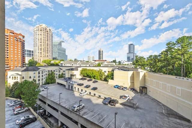 3481 Lakeside Drive NE #1201, Atlanta, GA 30326 (MLS #9069138) :: Savannah Real Estate Experts