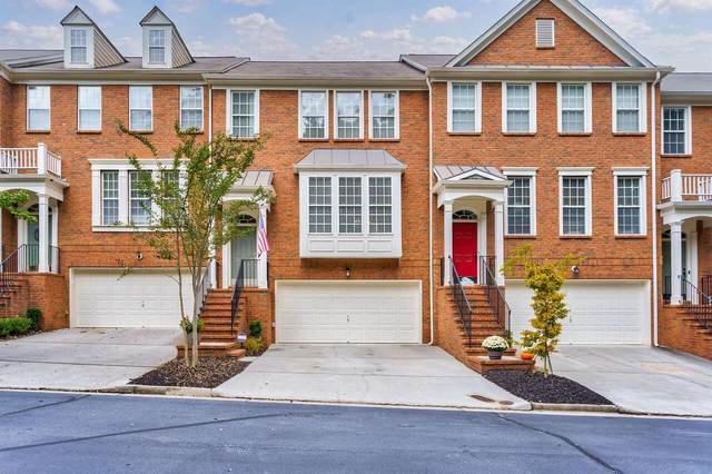 2565 Bridlewood Lane SE #16, Atlanta, GA 30339 (MLS #9069146) :: Regent Realty Company