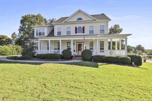 262 Otter Circle, Fayetteville, GA 30215 (MLS #9069155) :: Bonds Realty Group Keller Williams Realty - Atlanta Partners