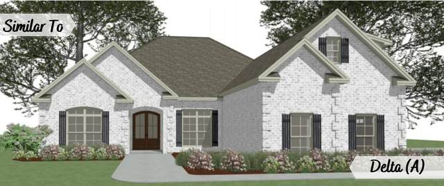 421 Stonegate Trail, Perry, GA 31069 (MLS #9069182) :: Crown Realty Group