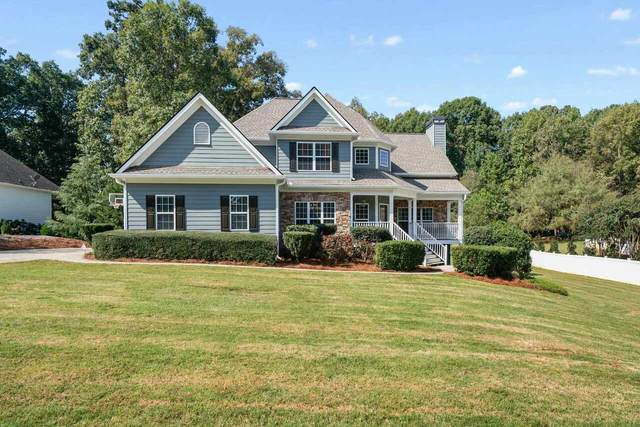 93 Caldwell Lane, Hoschton, GA 30548 (MLS #9069224) :: Keller Williams
