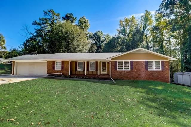 4400 Timber Ridge, Douglasville, GA 30135 (MLS #9069225) :: The Durham Team