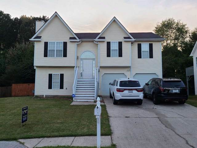 145 Richmond Drive, Hiram, GA 30141 (MLS #9069242) :: Regent Realty Company
