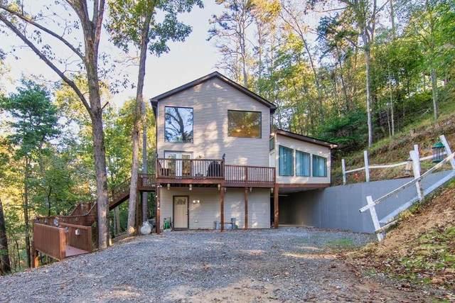566 Zenith Trail, Ellijay, GA 30540 (MLS #9069257) :: The Durham Team