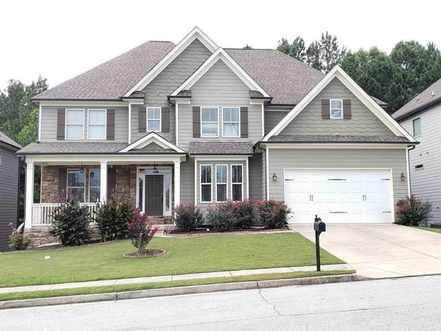 468 Crimson Drive, Dallas, GA 30132 (MLS #9069275) :: Athens Georgia Homes