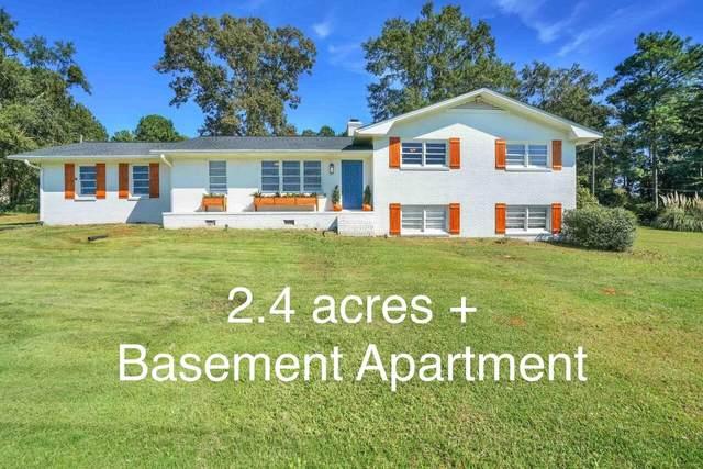 9095 Hutcheson Ferry Road, Chattahoochee Hills, GA 30268 (MLS #9069284) :: Regent Realty Company
