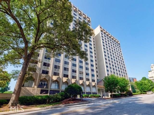 2479 NE Peachtree Road NE Apt 704, Atlanta, GA 30305 (MLS #9069318) :: Statesboro Real Estate