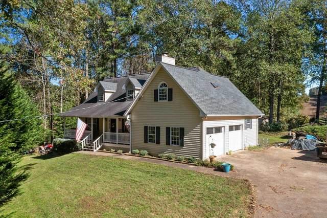 1580 Lower Burris, Canton, GA 30114 (MLS #9069334) :: Statesboro Real Estate
