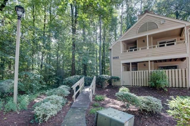 1394 N Crossing Drive NE #1394, Atlanta, GA 30329 (MLS #9069344) :: The Cole Realty Group