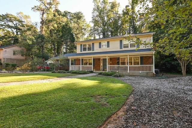 250 Hunnicutt Drive, Athens, GA 30606 (MLS #9069346) :: Cindy's Realty Group