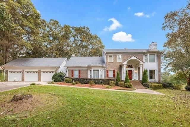 2485 Rock Springs Road, Buford, GA 30519 (MLS #9069365) :: Statesboro Real Estate