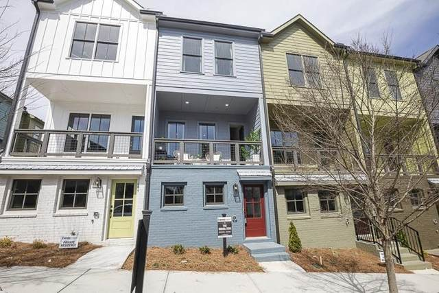 1247 Cushenberry Lane NW #3, Atlanta, GA 30318 (MLS #9069456) :: Regent Realty Company