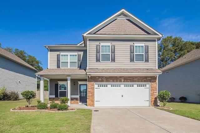 31 Mercer Lane, Cartersville, GA 30120 (MLS #9069485) :: Regent Realty Company
