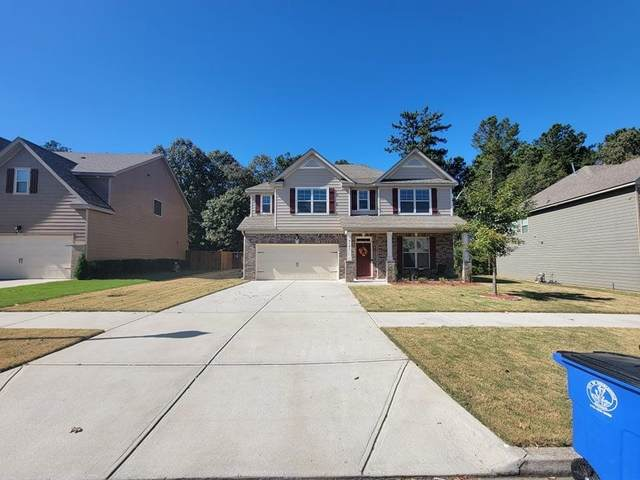 9161 Dover, Lithia Springs, GA 30122 (MLS #9069507) :: The Cole Realty Group