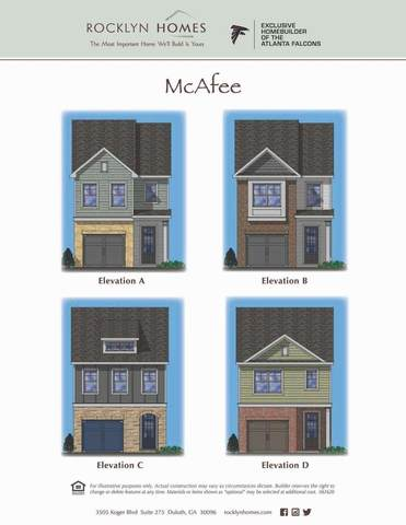 6342 Princeton Ridge Drive #148, Stonecrest, GA 30058 (MLS #9069538) :: The Durham Team