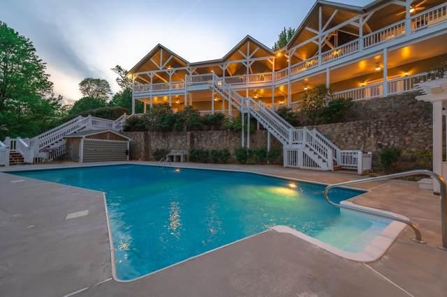 132 Oak Ridge Way, Morganton, GA 30560 (MLS #9069551) :: Statesboro Real Estate