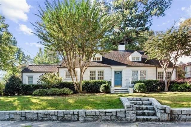 95 Highland Drive NE, Atlanta, GA 30305 (MLS #9069579) :: EXIT Realty Lake Country